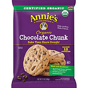 Annie's Organic Chocolate Chunk Bake & Share Dough