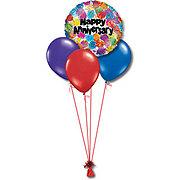 Anniversary Petite Balloon Bouquet