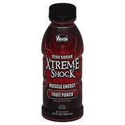 Ansi Xtreme Shock Muscle Energy Zero Sugar, Fruit Punch