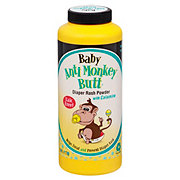 Anti-Monkey Butt Baby Diaper Rash Powder with Calamine