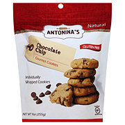 Antonina's Natural Gluten Free Chocolate Chip Cookies