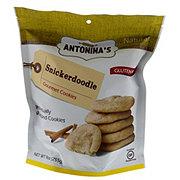 Antonina's Natural Gluten Free Snickerdoodle Cookies