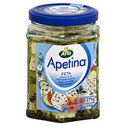 Apetina Feta In Oil W/Herbs And Spices