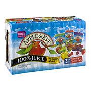 Apple & Eve 100% Juice Variety 32 PK
