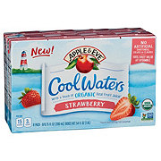 Apple & Eve Cool Waters Strawberry Flavored Water Beverage 6.75 oz Boxes