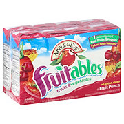 Apple & Eve Fruitables Fruit and Vegetables Fruit Punch Juice Beverage