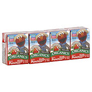 Apple & Eve Organics Elmo's Punch Juice 4 PK