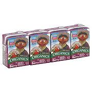 Apple & Eve Organics Ernie's Berry Juice 4 PK