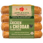 Applegate Natural Chicken Cheddar Sausage