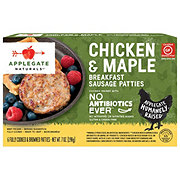 Applegate Natural Chicken & Maple Breakfast Sausage Patties