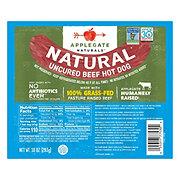 Applegate Natural Uncured Beef Hot Dog