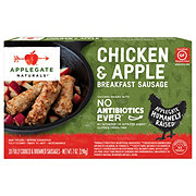 Applegate Naturals Chicken and Apple Breakfast Sausage