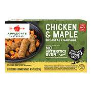 Applegate Naturals Chicken and Maple Breakfast Sausage