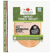 Applegate Naturals Smoked Turkey Breast Slices