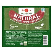 Applegate Naturals Uncured Turkey Hot Dogs