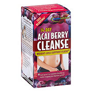 Applied Nutrition 14-Day Acai Berry Cleanse Tablets