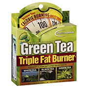 Applied Nutrition Green Tea Triple Fat Burner Liquid Soft-Gels