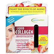 Applied Nutrition Liquid Collagen Skin Revitalization, Strawberry& Kiwi Flavored