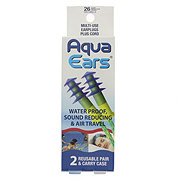 Aqua Ears Earplugs Plus Cord