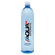 Aqua Hydrate Electrolyte Enhanced Water