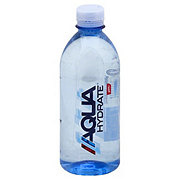 Aqua Hydrate Purified Water with Electrolytes