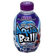 AquaBall Flavored Water Grape