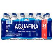 Aquafina Purified Drinking Water 24 pk