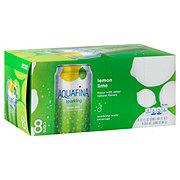 Aquafina Sparkling Lemon Lime 12 oz