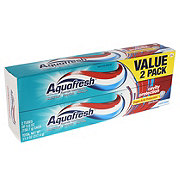 Aquafresh Cavity Protection, Twin Pack
