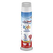 Aquafresh Kids Cavity Protection Fluoride Toothpaste, Bubble Mint