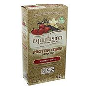 Aquafusion Strawberry Vanilla Protein And Fiber