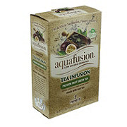 Aquafusion Tea Infusion Passion Fruit Green Tea