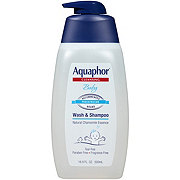 Aquaphor Cleansing Baby Wash And Shampoo