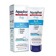 Aquaphor Healing Baby Diaper Rash Cream