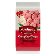 Archway Cherry Chip Nougat Cookies