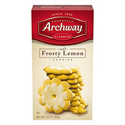 Archway Classic Frosty Lemon Soft Cookies