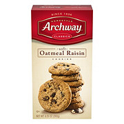 Archway Classic Oatmeal Raisin Soft Cookies