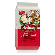 Archway Iced Gingerbread Cookies