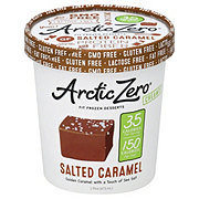 Arctic Zero Sea Salt Caramel Ice Cream