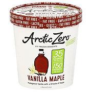 Arctic Zero Vanilla Maple Frozen Desserts