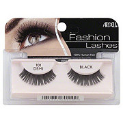 Ardell Fashion Lashes 101 Demi Black (100% Human Hair)