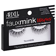 5bc1ef2a135 Ardell Faux Mink Wispies ‑ Shop False Eyelashes at H‑E‑B