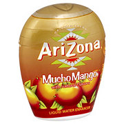 Arizona Liquid Water Enhancer Mucho Mango