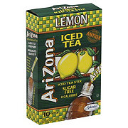 Arizona Sugar Free Lemon Ice Tea Stix