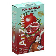 Arizona Sugar Free Pomegranate Green Tea Iced Tea Stix