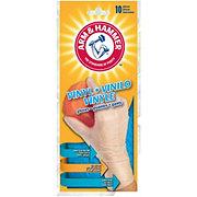 Arm & Hammer 10CT Vinyl Disposable Gloves