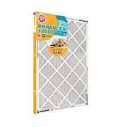 Arm & Hammer 20 in. x 25 in. x 1 in Electrostatic Pet Fresh Air Filter