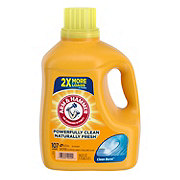 Arm & Hammer 2X Ultra Clean Burst Detergent 100 Loads