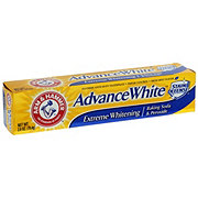 Arm & Hammer Advance White Stain Defense Toothpaste