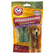 Arm & Hammer Advanced Care Mint Dental Brush Chews